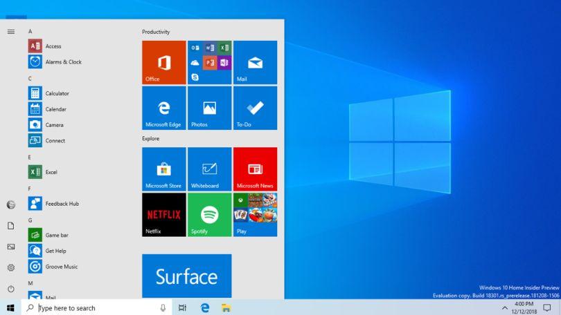 微软对Windows 10更新不那么咄咄逼人