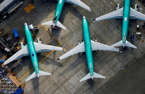 波音公司已完成737 MAX的MCAS防失速系统的校正