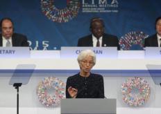 投资部长敦促世行 国际货币基金组织支持发展中国家