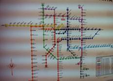 雅加达热情地开设了第一条地铁线路
