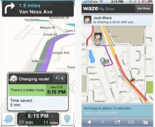 Google地图借助流量减速报告借用了Waze的另一项最佳功能