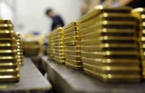 埃及黄金储备增加至28.4亿美元