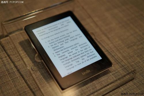 一盏灯无法从低分辨率屏幕中拯救亚马逊的基本型Kindle