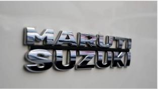 由于疲软的4月销售数据 Maruti Suzuki下跌近2%