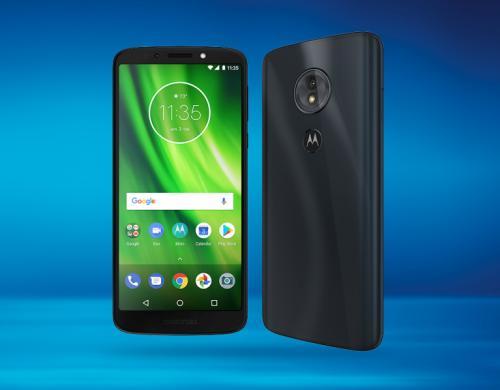 摩托罗拉推出采用高屏幕和大电池的Moto G6和E5