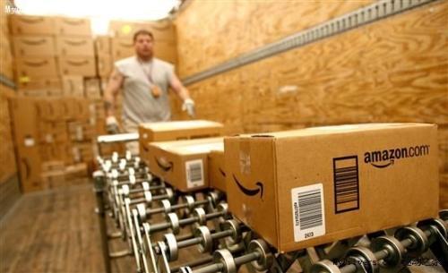 亚马逊推出了包装订单和更换工作的机器