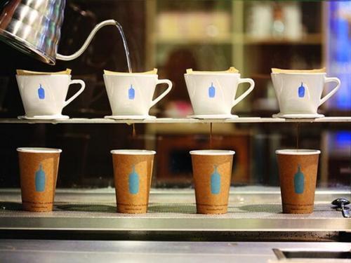 投资者对IPO日快速增长的中国咖啡连锁店充满热情