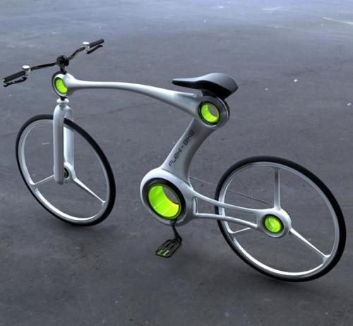 这款智能自行车锁可在您骑行时禁用手机