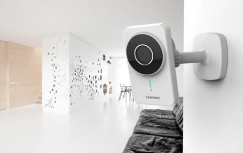 三星正在发布新的户外监控摄像头