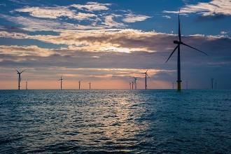 世界上最大的海上风电场Walney Extension正在为能源行动