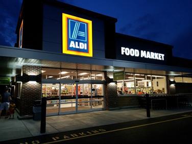 阿尔迪在德国为生产袋收取象征性分
