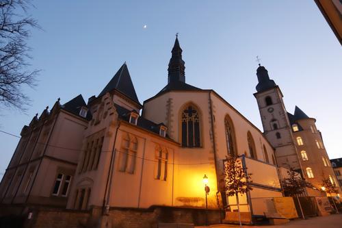 卢森堡的创新创造了完美的机会联姻