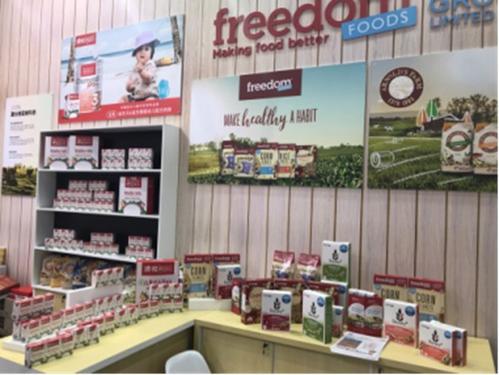 为什么Freedom Foods的股价今天正在上涨