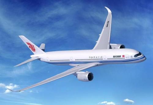 中国国航从空客购买20架A350-900飞机