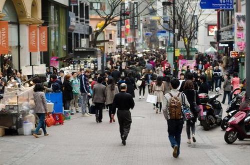 韩国预测一个缓慢而灰白的未来
