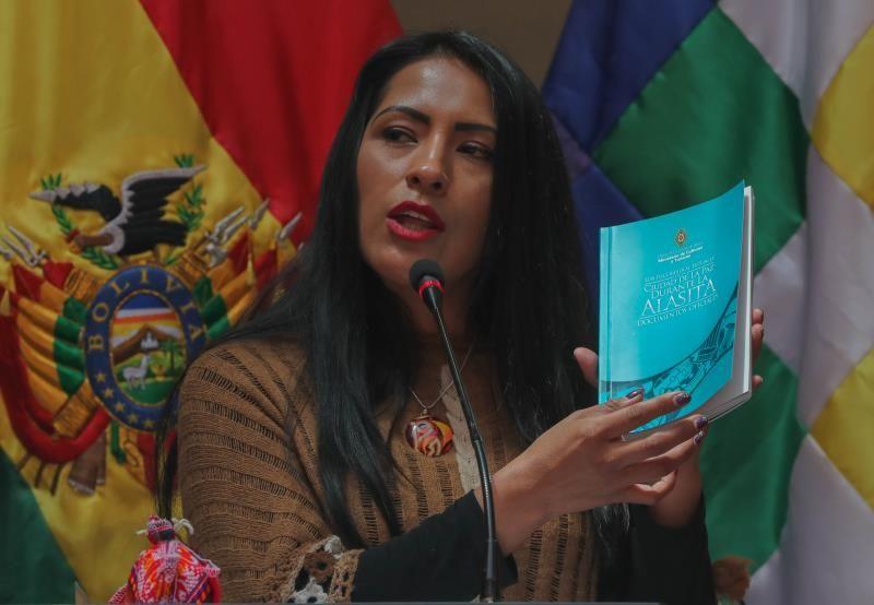 玻利维亚和智利概述了一个包括秘鲁的旅游线路