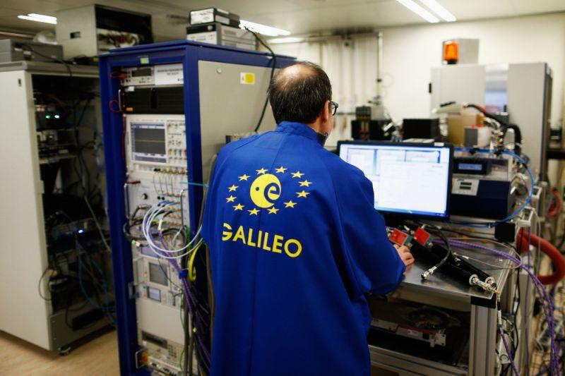 欧盟导航系统的缺陷