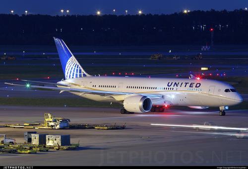 尽管波音飞机停飞 但联合航空第二季度利润仍在上升