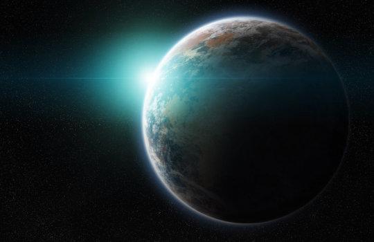 TESS卫星发现第一个附近的超级地球