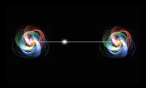 科学家们第一次开发出一种测量化学反应中量子纠缠的实用方法