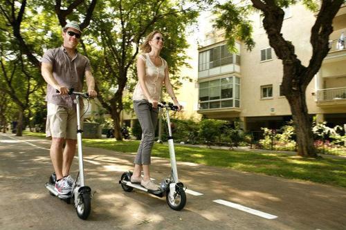 共享电动滑板车并不总是像其他交通方式一样绿色