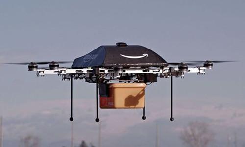 在年底之前将推出商用无人机送货服务
