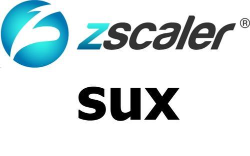 Zscaler首席执行官表示我们正在破坏老派遗产安全