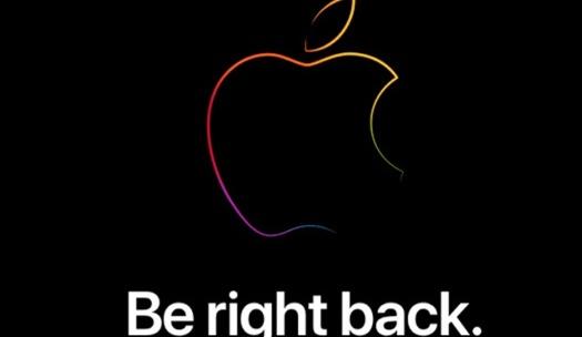 在今天的新iPhone活动结束后 在线Apple Store将会回来