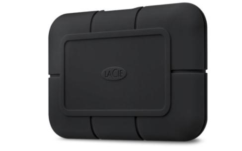 LaCie推出新的Thunderbolt 3和USB-C Rugged SSD