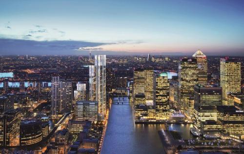 外国人在伦敦豪宅上花费数十亿美元