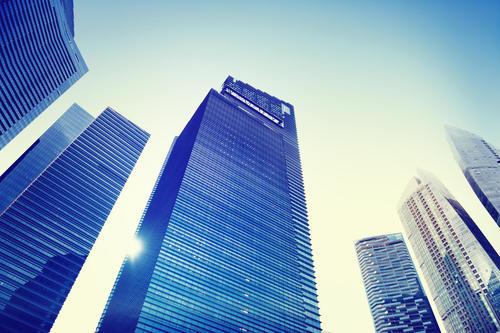 顶级城市的写字楼租金达到需求高峰