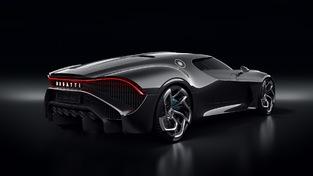 布加迪将在2019年蒙特利汽车周期间发布新特别版