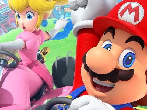 Mario Kart Tour是任天堂有史以来最大的手机游戏发布