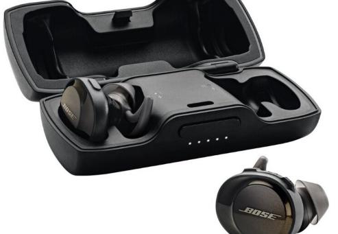 拥有1年保修的Bose SoundSport Free无线耳塞降至120美元