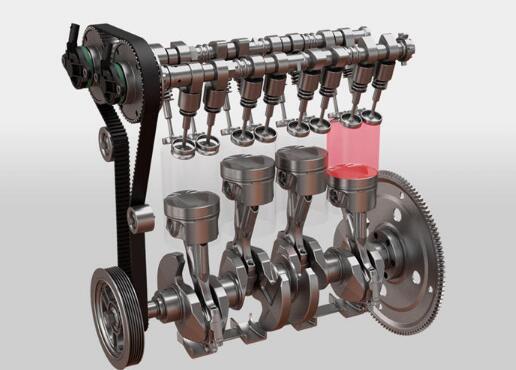 保时捷将更快更高效的 因为塔制造了第一台可变压缩发动机