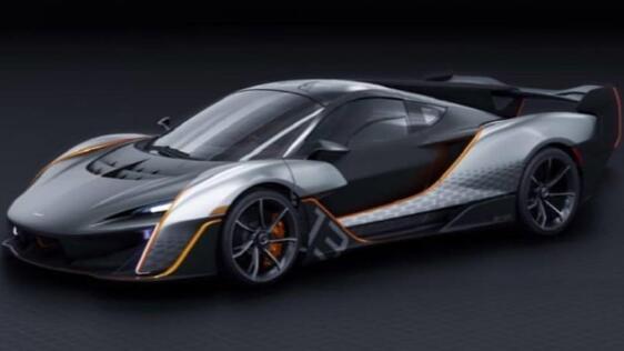 新泄露的照片显示了迈凯伦Vision GT正式亮相之前的量产版本
