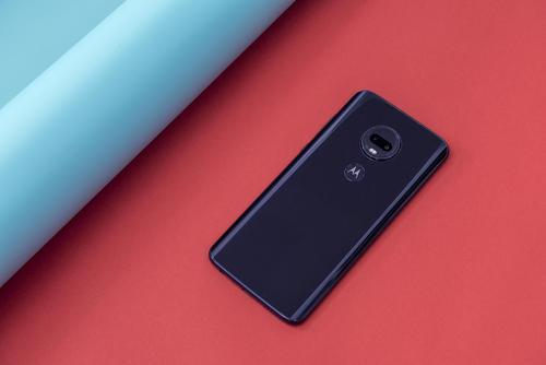 泄漏的Moto G7 Plus渲染与常规模型非常相似
