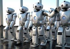 机器人和摔跤有很多共同点