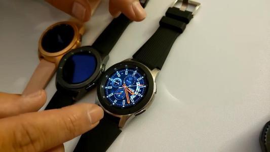 东方以商标侵权为由寻求禁止Galaxy Watch销售