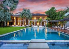 亿万富翁拉斯·韦纳列出3500万美元的迈阿密海滩摇滚巨星度假胜地