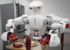 新的研发项目将创造先进的机器人技术