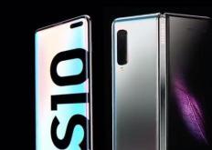 三星Galaxy S10+渲染展示整个设计包括显示孔