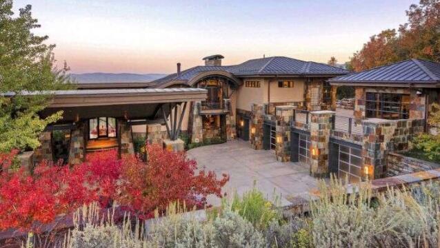 迈克尔·乔丹以750万美元的价格列出了犹他州的房屋