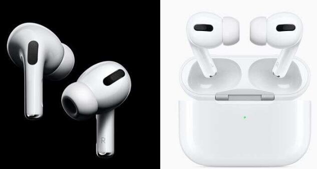 Apple推出具有降噪功能和更高价格的AirPods Pro