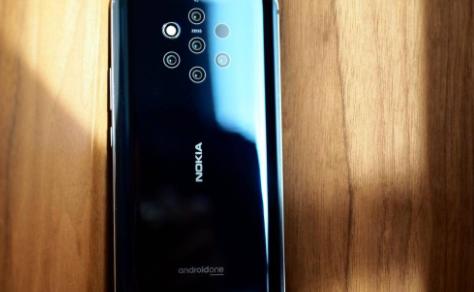 诺基亚9 PureView DxOMark评测表明它还有很长的路要走