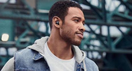 Jabra Elite 75t无线耳塞提供28小时的电池寿命