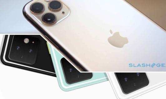 Google Pixel 4相机可能会超越iPhone 11 Pro