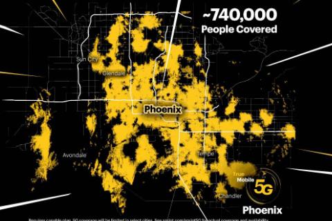 Sprint通过Hatch游戏激活Phoenix的5G