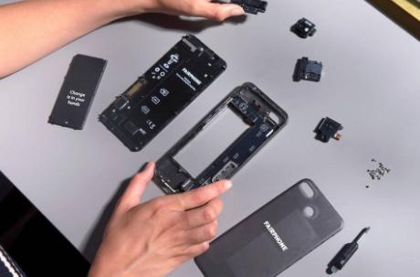 Fairphone 3使模块化电话梦想永续发展
