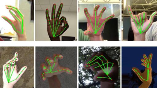 Google MediaPipe手部追踪预示着AR和智能眼镜的发展